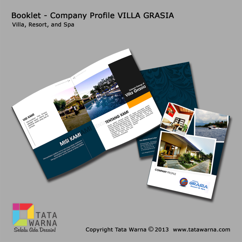 Contoh Company Profile Rs Download Gambar Online